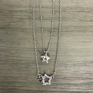 5/$25 DEAL Star Layered Necklace